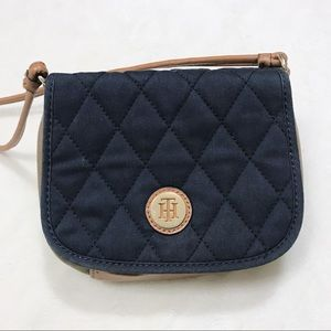 Tommy Hilfiger Quilted Crossbody Bag